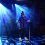 The Weeknd Live @ Late Show With David Letterman