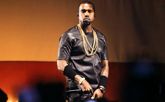 "Kanye West Puts Them Paws On Man Who Called Kim Kardashian A ""N*gger Lover"" 1"