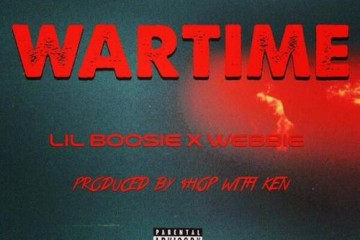 Lil Boosie Ft. Webbie - Wartime 1