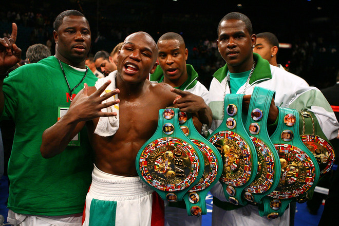 Vegas Police Say Floyd Mayweather Jr. Is Not Under Investigation 1