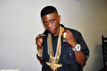Lil Boosie Ft. Webbie & Kiara - Show Da World (Official Music Video) 1