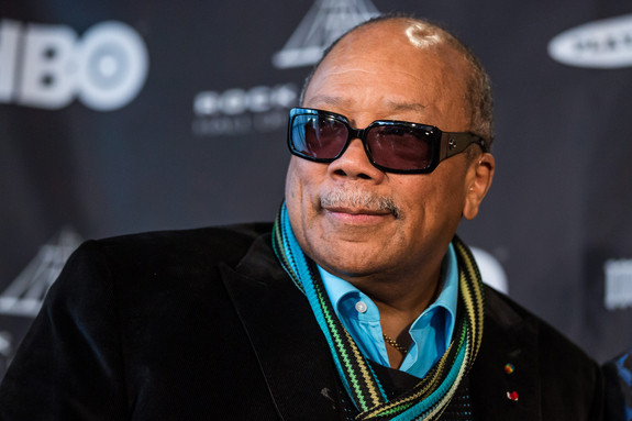 "Quincy Jones Says It's ""Hard To Get Used To Lil Wayne"" 1"