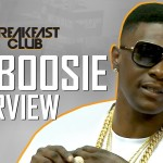 Lil Boosie Interview at The Breakfast Club Power 105.1
