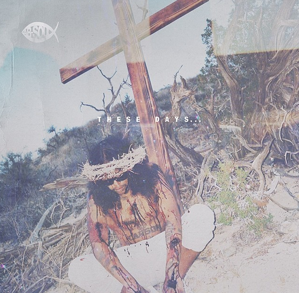 Ab-Soul - 'These Days' (Album Cover) + 'Stigmata' (Music Video) 1