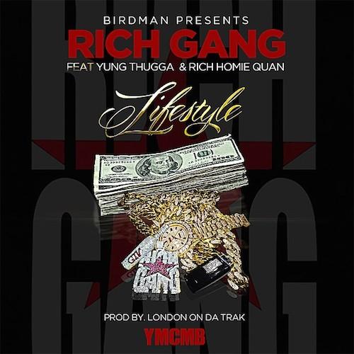 Birdman Ft. Young Thug x Rich Homie Quan - Lifestyle 1