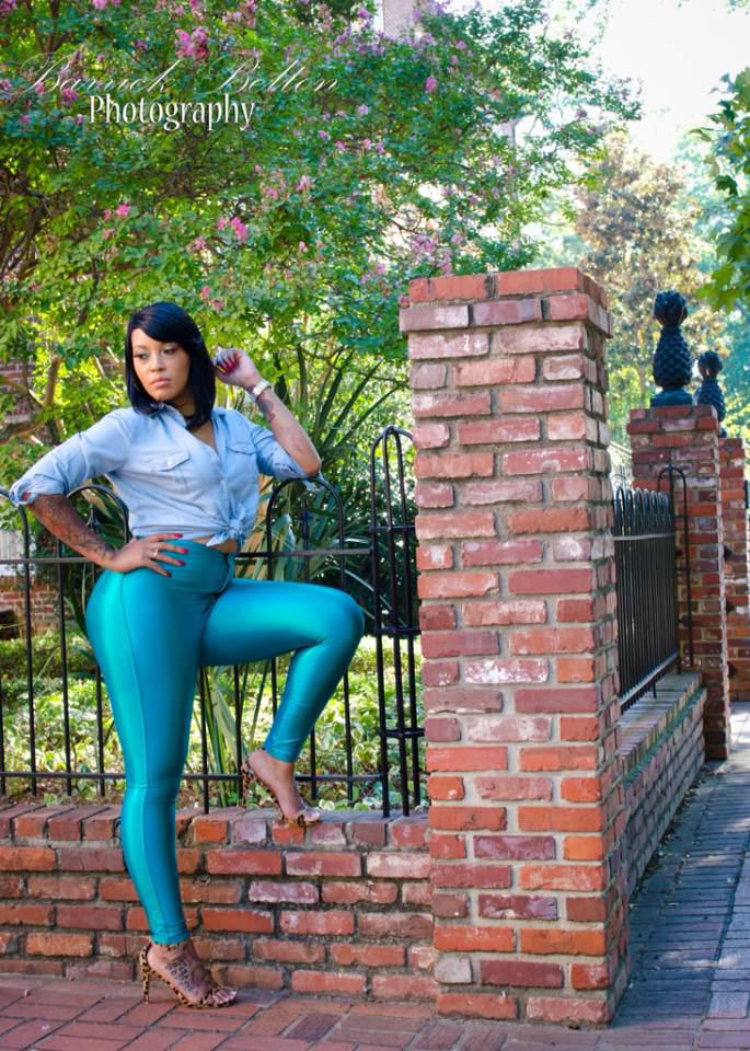Taste 4 Hip-Hop Model Of The Week @Iamtequilarose 3