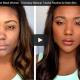 Everyday Makeup Tutorial Routine for Dark Skin 1
