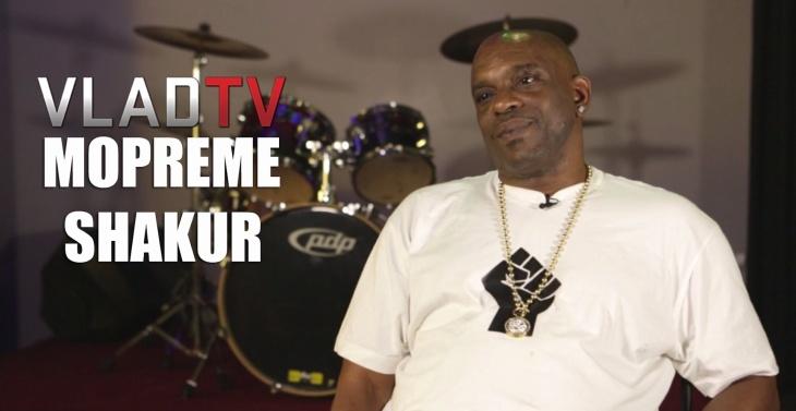 Mopreme Shakur Recalls 2Pac's Return To L.A. After Jail Stint