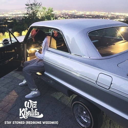 "Wiz Khalifa – ""Stay Stoned"" [Redbone Weedmix]"
