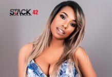 Naomi in Stack Models Magazine #39 1