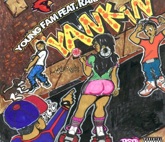 Young Fam - YANKIN feat. Rari (Prod. Lexi Banks) 1