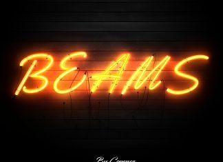 CSpence - Beams (Single) 1